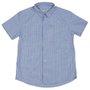 Camisa Rock City Xadrez 2020 Infantil Azul Claro
