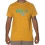 Camiseta Blaze Supply Smoke Amarelo