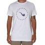 Camiseta Blaze Supply Star Circle Pipe Branco