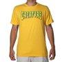 Camiseta Creature Logo Amarelo