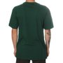 Camiseta DGK Roll Out Verde