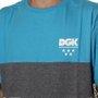 Camiseta DGK Tactics Azul Claro