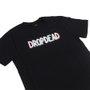 Camiseta Dropdead Colored Infantil Preto