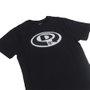 Camiseta Dropdead Logo Classico Infantil Preto