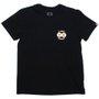 Camiseta Element Infinity Juvenil Preto