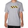 Camiseta Grizzly Hazard Stamp Mescla