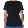 Camiseta Independent Logo Basic Feminina Preto