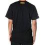 Camiseta Layback Morcego Rock'n'Roll Preto