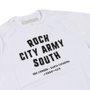 Camiseta Rock City 360 Corner Infanto - Juvenil Branco