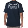 Camiseta Rock City Army Original Style Azul Marinho