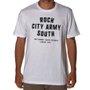 Camiseta Rock City Army South Branco