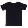Camiseta Rock City Hang Loose Infantil Azul Marinho
