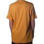 Camiseta Rock City Icon Básica Amarelo