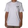Camiseta Rock City Inc. Only Lovers Branco