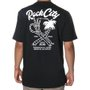 Camiseta Rock City Inc. Only Lovers Preto