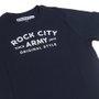 Camiseta Rock City Original Style Infantil Azul Marinho