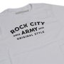 Camiseta Rock City Original Style Infanto - Juvenil Branco