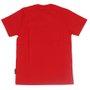 Camiseta Santa Cruz Opus Dot Infantil Vermelho