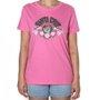 Camiseta Santa Cruz Screaming Arrangement Fem Rosa