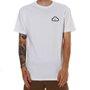 Camiseta Thank You Cloud Icon Branco