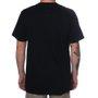 Camiseta Thrasher Magazine Skate And Destroy Preto