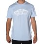 Camiseta Vans Custom OTW Azul Claro