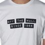 Camiseta Vans x Baker Classic Branco