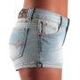 Shorts Volcom Yae Roll Azul