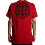 Camiseta Independent Fuck Off Vermelho