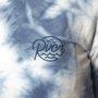 Moletom RVCA Clouded Feminino Branco/Azul