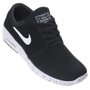 Tênis Nike Stefan Janoski Max L Preto/Branco