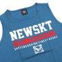 Regata New Skate Infantil Filamento Azul