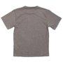 Camiseta Vissla Inverted Infantil Cinza