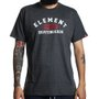 Camiseta Element For Life Preto Mescla