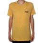 Camiseta RVCA Primal Amarelo