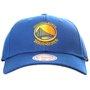 Boné Mitchell & Ness Golden State Warriors Azul/Amarelo
