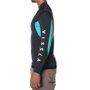Jaqueta Vissla Surf Performace Jacket Preto