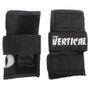Kit de Proteção Fomo Vertical Juvenil c/ Wrist Guard Preto