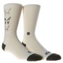 Meia Stance Buttersly Creme