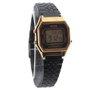 Relógio Casio Vintage LA680WEGB-1ADF Dourado/Preto