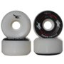 Roda Flying Bowl Mad Dog Branco/Preto
