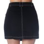 Saia Vans In The Know Skirt Preto