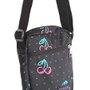 Shoulder Bag Jansport Neon Cherries Cerejas Preto