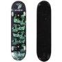 Skate Montado Cisco Pro Skull Preto/Verde