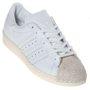 Tênis Adidas Superstar 80's Cork Branco/Creme