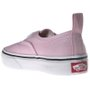 Tênis Vans Authentic Elastic Lace Lilac Snow Rosa Claro