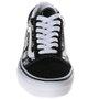 Tênis Vans Old Skool ( For Gotten Bones) Preto/Branco