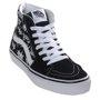 Tênis Vans SK8-Hi Forgotten Bones Preto/Branco